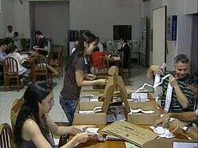 Apuração dos votos em Londrina confirma o 2º turno para a cidade - Marcelo Belinati (PP) e Alexandre Kireeff (PSD) se enfrentam no segundo turno das eleições em Londrina.