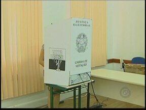 Votação em toda região noroeste paulista é rápida e agrada eleitores - Como os eleitores precisavam escolher apenas prefeito e vereador, a votação foi rápida e sem atrasos em toda a região noroeste paulista.