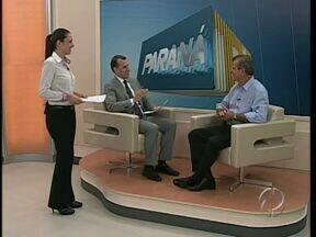 Carlos Roberto Pupin é entrevistado no ParanáTV - O candidato do PP fala das propostas para a disputa do 2º turno à prefeitura de Maringá