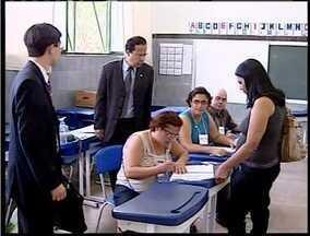 Balanço do dia das eleições em Vales de Minas Gerias - Dia de eleições em Vales