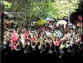 Cecília Ferramenta vence as eleições em Ipatinga - Ela venceu com 61% dos votos validos.