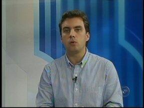 Tem Notícias entrevista prefeito eleito de Marília, SP, Vinícius Camarinha - A primeira edição do Tem Notícias desta segunda-feira (8) levou ao estúdio o candidato eleito pelo PSB em Marília (SP), Vinícius Camarinha.