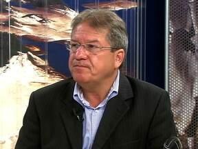 Wallace Guimarães, do PMDB, é eleito com mais de 35% dos votos em VG - Em Várzea Grande a disputa foi muito acirrada. O resultado das eleições só foi definido no finalzinho da totalização dos votos, com mais de 90% das urnas apuradas.