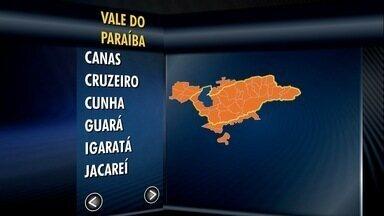 Saiba quem são alguns dos novos prefeitos da região - Acompanhe o quadro das votações nas cidades do Vale do Paraíba.