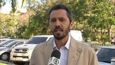 Elmano busca apoio nacional do PT na campanha para o segundo turno - Ele foi o candidato mais votado no primeiro turno em Fortaleza.