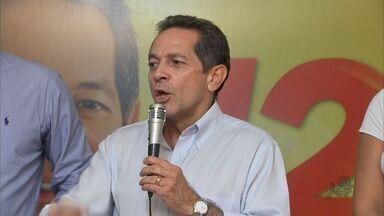 Candidatos de Fortaleza derrotados no primeiro turno comentam a disputa eleitoral - Dez candidatos disputaram as eleições e dois disputam agora o segundo turno.