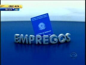 Veja oportunidades de emprego para Porto Alegre nesta quarta-feira - Diariamente, o Bom Dia divulga oportunidades.