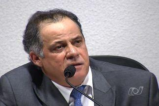 Deputado Carlos Alberto Leréia presta depoimento na CPI do Cachoeira, em Brasília - O deputado psdbista é suspeito de envolvimento com o bicheiro Carlinhos Cachoeiraele. Ele disse no plenário da Câmara que é amigo pessoal do contraventor.