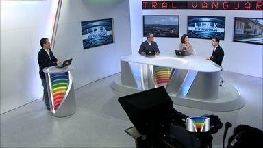Prefeito eleito de Jacareí participa de entrevista no Link Vanguarda - Hamilton Mota (PT), candidato eleito em Jacareí, é entrevistado no Link Vanguarda.