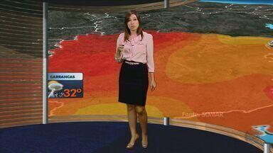 Confira a previsão do tempo para esta quarta-feira (10) no Sul de Minas - Confira a previsão do tempo para esta quarta-feira (10) no Sul de Minas