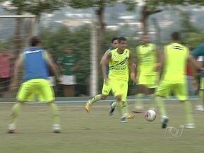 Goiás espera se aproximar do acesso na maratona de cinco jogos que terá pela frente - Time alviverde enfrentará cinco partidas em 14 dias.