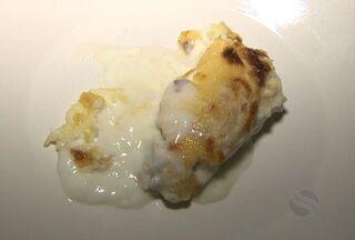 Aprenda a preparar um prato co frango, queijo e conhaque - Frango, queijo e conhaque. Já imaginou o que pode ser feito com três produtos tão diferentes? posso adiantar que o resultado dessa mistura terminou num prato delicioso e fácil de fazer