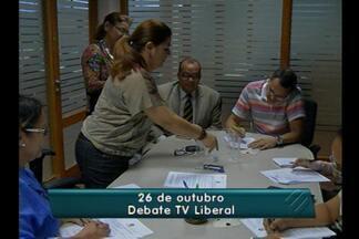 Debate com candidatos ao segundo turno em Belém será no dia 26 de outubro - Representantes de partidos e TV Liberal, afiliada da Rede Globo no Pará, acertaram detalhes nesta quarta-feira (10).