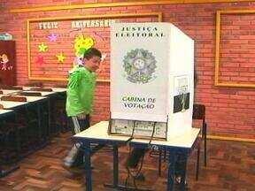Prefeito eleito em São Borja concede entrevista ao JA - Farelo Almeida conquistou 44% dos votos.