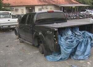 Quadrilhas atuam no roubo de veículos em Manaus - Roubos de carros crescem em Manaus devido ao surgimento de várias quadrilhas especializadas na ação.