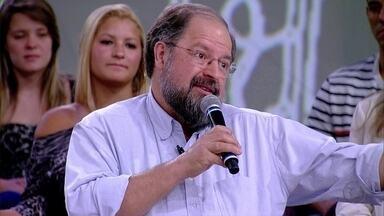 Disciplina nas salas tem ligação com vínculos e regras - Professor Celso Vasconcelos explica disciplina ativa e passiva
