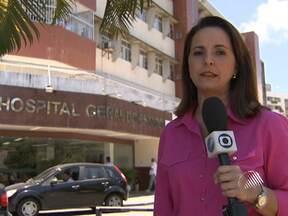 Adolescente que teve corpo queimado pela mãe em Salvador está fora de perigo - A menina tem 15 anos e foi levada para o Hospital Geral do Estado.