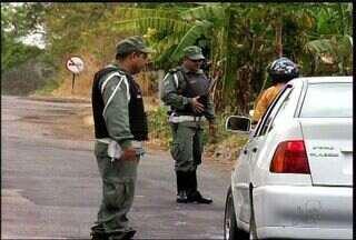 Termina operação da Polícia Rodoviária no feriadão - Polícia registrou acidentes e vítimas no fim de semana.