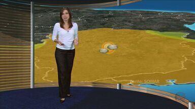 Confira a previsão do tempo no Sul de Minas - Confira a previsão do tempo no Sul de Minas para essa segunda-feira (15)