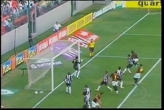 Confira a atuação dos times mineiros no Campeonato Brasileiro - Cruzeiro empatou e Atlético garantiu uma vitória de virada.