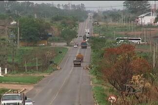 PRF divulga resultado da Operação Nossa Senhora Aparecida - Seis acidentes foram registrados, três deles tiveram pessoas feridas em estado grave.