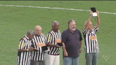 Santos vence o vasco no Rio de Janeiro - A tarde foi de homenagens na Vila Belmiro.
