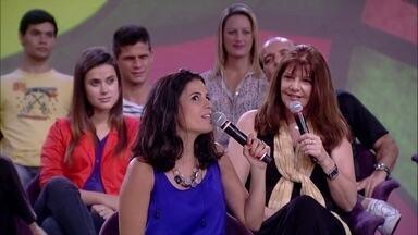 Emanuelle Araújo diz que montou a banda Moinho para matar saudade da Bahia - Atriz e cantora se mudou para o Rio de Janeiro para trabalhar