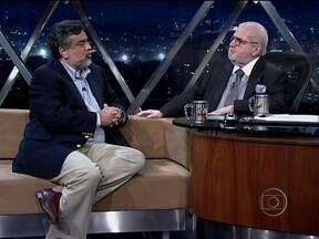 """Sérgio Novaes é professor titular do Instituto de Física Teórica da UNESP - O pesquisador fala sobre o Bóson de Higgs, a """"partícula Deus"""""""