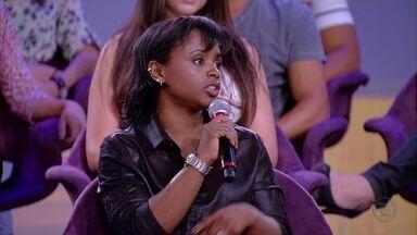 Daiane dos Santos: 'Fui descoberta na escola' - Ela foi a primeira ginasta brasileira a ganhar prêmio mundial