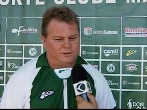 Toninho Kajuru é o novo técnico do Mamoré para o Módulo II do Mineiro de 2013 - Comandante foi apresentado na manhã desta sexta-feira e chega cheio de planos para elevar o clube ao Módulo I
