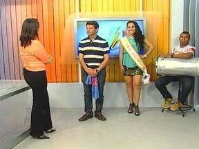 Primeiro evento oficial do carnaval 2013 de uruguaiana acontece neste sábado (27) - Ao vivo, o presidente da Comissão de Carnaval fala sobre a feijoada e os próximos eventos oficiais.