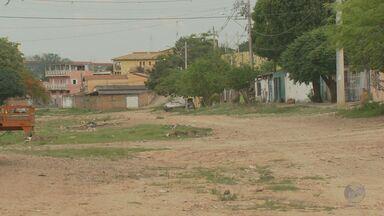 Moradora de Campinas reclama de avenida em situação precária no Campos Elíseos - Moradora de Campinas reclama de avenida em situação precária no Campos Elíseos