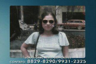 Filha tenta encontrar mãe desaparecida há quase 30 anos na PB - Parentes acreditam que ela esteja morando no interior do estado.