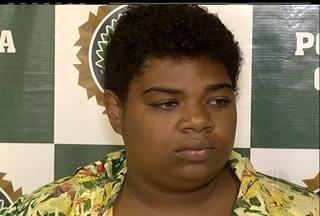 Polícia prende falsa delegada em hotel de luxo em Búzios, RJ - Valéria Cristina da Silva se identificava como delegada do Amazonas.Ela é acusada de estelionato e já tem passagem pela polícia.