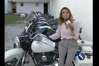 PRF leiloa carros, motos, eletrodomésticos e equipamentos eletrônicos - Lance inicial para moto de fabricação americana é de R$ 8 mil.