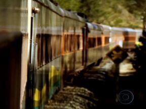 Série do Bom Dia Brasil vai falar sobre o estado dos trens de passageiros - O país, que no século passado chegou a transportar 100 milhões de passageiros, é o rei da sucata ferroviária. A série começa na próxima segunda-feira (12), no Bom Dia Brasil.