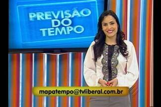 Previsão do tempo - Veja a previsão do tempo em todo o estado com a repórter Mariana Sampaio.