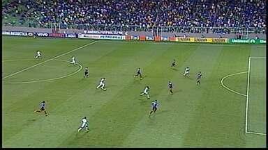 Cruzeiro vence o Bahia no Independência - Time mineiro venceu por 3X1.