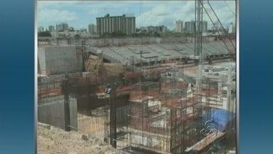 Obras da Copa de 2014 ficam mais caras em todo Brasil - As obra das Copa do Mundo de 2014 ficaram 14% mais caras, segundo levantamento do Tribunal de Contas da União. Aeroportos e estádios tiveram as maiores altas.