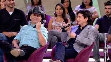 Chitãozinho e Xororó falam da origem humilde - Dupla relembra infância simples no interior do Paraná