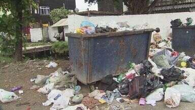 Greve dos coletores de lixo é encerrada em Cubatão, SP - Eles voltaram ao trabalho na manhã desta terça-feira.