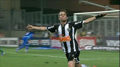 2012 está sendo inesquecível para Bernard - Além de ser a revelação do Galo na atual temporada, Bernard marcou o primeiro gol como profissional e foi convocado pela primeira vez para a Seleção Brasileira em 2012.