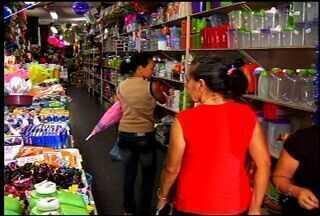Lojas do corredor comercial de Juazeiro do Norte são alvos constante de assaltos - Comerciantes reclamam da insegurança na cidade.