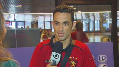 Jogadores do Sport confiantes na permanência - Rubro-negros dizem que Leão não cai para a Série B