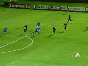 Time sub-20 do Vitória vence o Cruzeiro na Copa do Brasil - O rubro-negro está perto da semifinal do campeonato. Partida aconteceu no Barradão.
