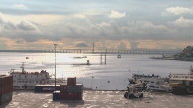 Porto de Manaus recebe certificação de segurança - Porto de Manaus recebeu certificação de segurança no cais das torres. Os documentos são exigidos pela Marinha para funcionamento do terminal.