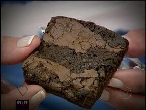 Relembre do brownie do Luiz no quadro 'Tem que ir na Ana Maria' - Apresentadora diz que receita fez sucesso e conquistou seguidores