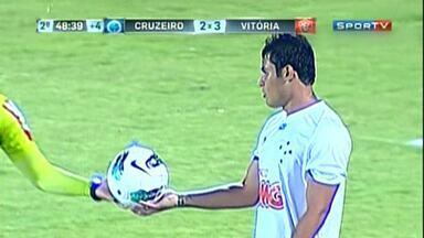 Cruzeiro é eliminado da Copa do Brasil Sub-20 - A disputa aconteceu nesta terça-feira (20) contra o Vitória.