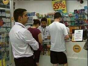 Curitiba tem número de farmácias bem maior que o recomendado pela OMS - Vantagem para o consumidor, que tem mais opções de compra e de horários de atendimento