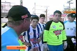 Equipe masculina de Erechim vence o Bom de Bola - A final do projeto aconteceu em Cruz Alta.